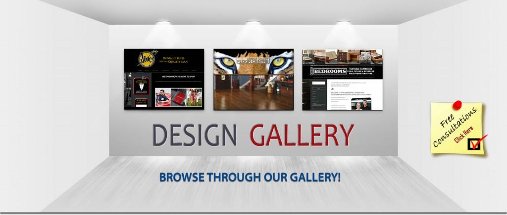 Portfolio Gallery Banner