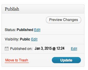 tutorial publish