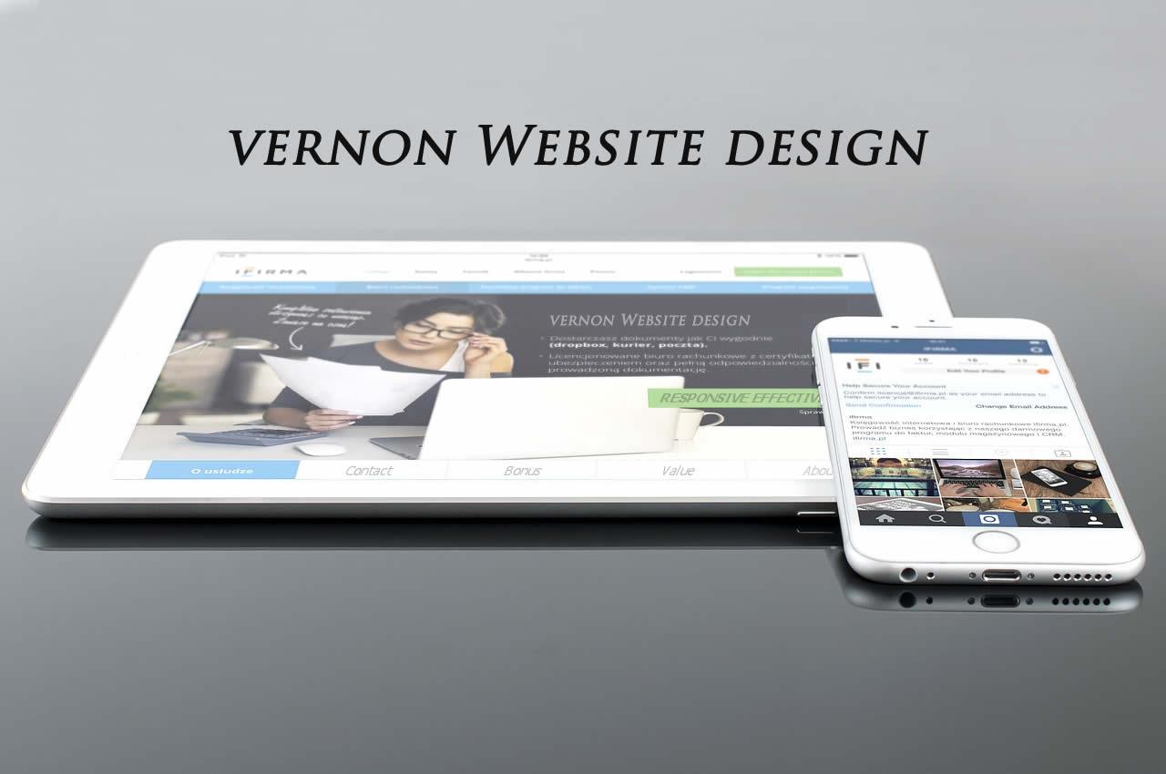 Vernon Web Design